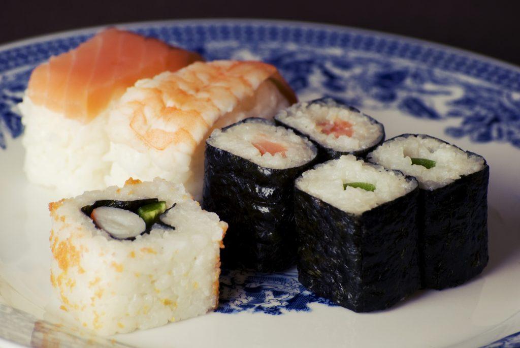 Sushi - regeneracja