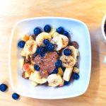 Śniadanie sportowca