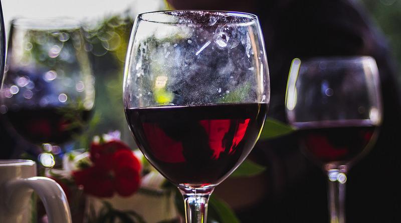 Wino - jak schudnąć?