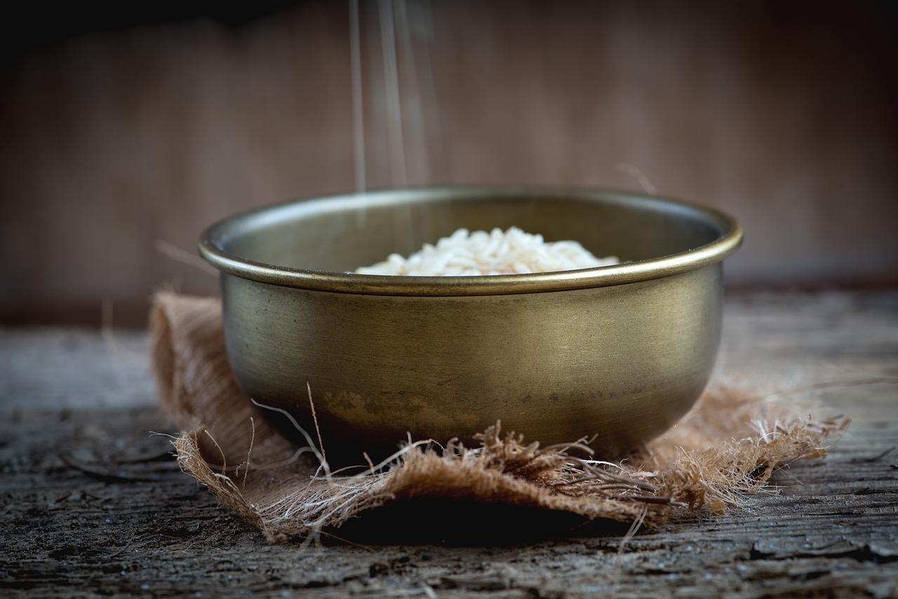 Zimny ryż - skrobia oporna