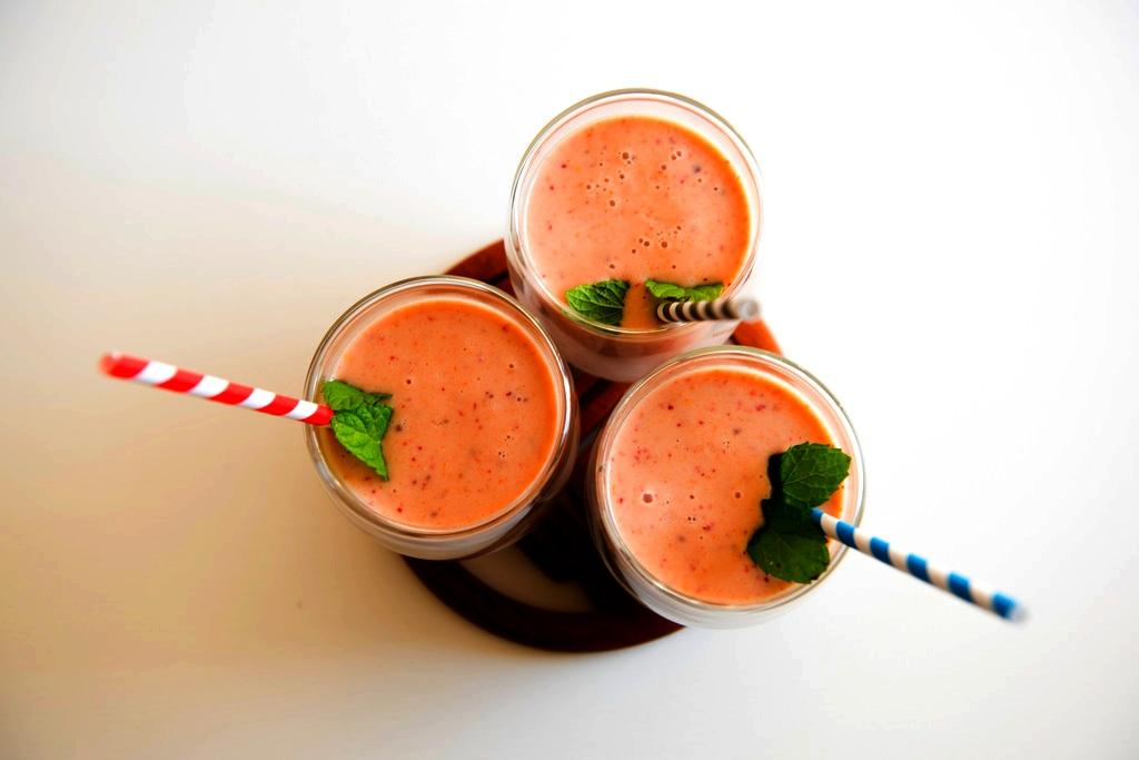 Koktajle zamiast posiłków – 5 przepisów z kaloriami na jakie byś nie wpadł!