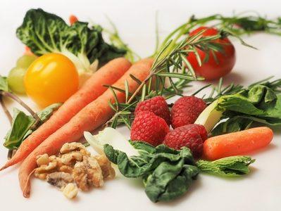 Dieta roślinna - pilnuj zielonego.