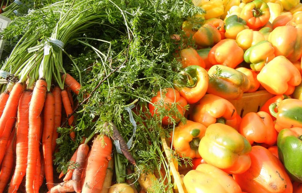 Warzywa na diecie mięsnej są zabronione