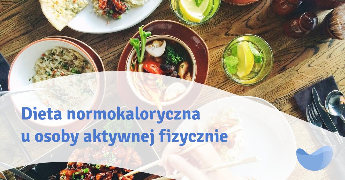 dieta normokaloryczna