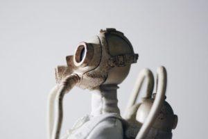 Maska grypa koronawirus