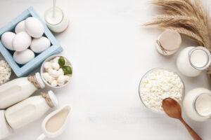 Mleko, produkty mleczne i jaja jako źródło pełnowartościowego białka