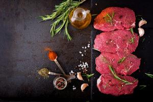 Mięso jako źródło białka w diecie