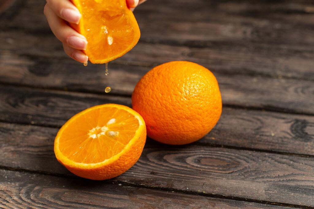 Czy mogę pić sok pomarańczowy