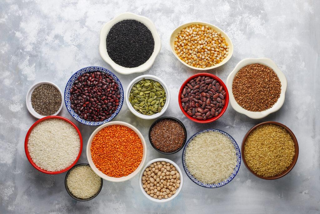 Roślinne komplementarne białka