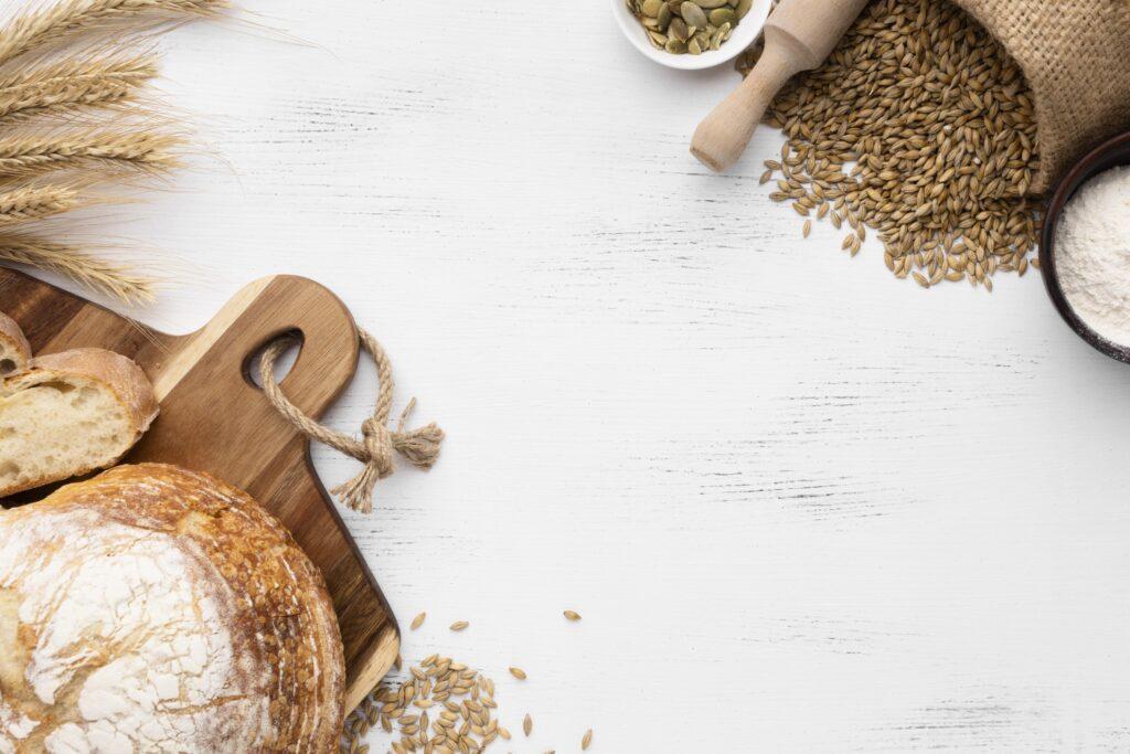 Czy chleb zawiera gluten
