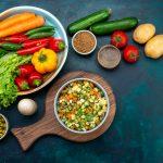 Czy warzywa zawierają błonnik pokarmowy