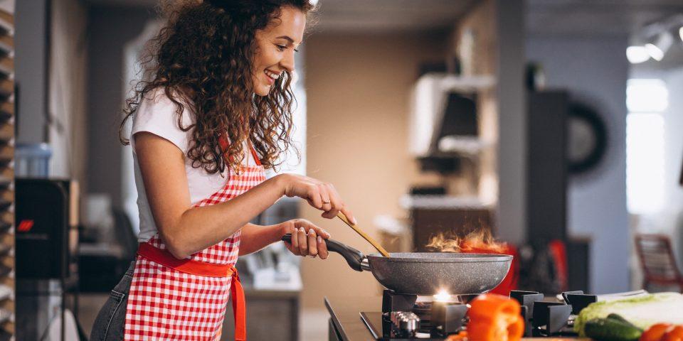 Jak gotować szybciej?